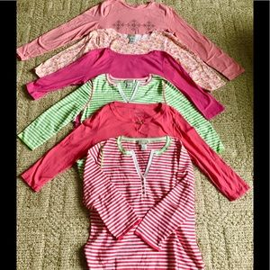 Great bundle of Talbots shirts in large petite